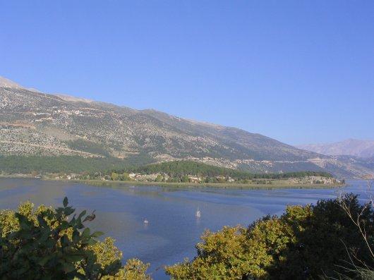 Lago Pamvotida 1