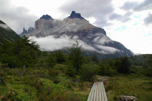 Excursionismo en Torres del Paine 2