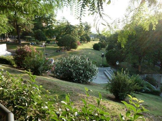 Jardines de las Vistillas 1