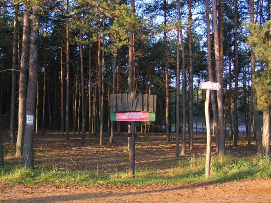 Parque Kampinos 1