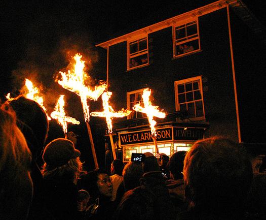 Bonfire Lewes