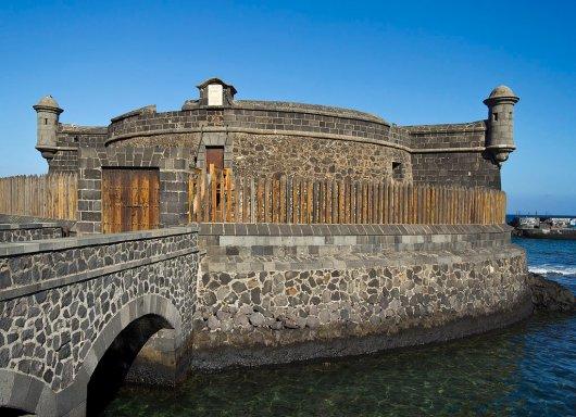 Castillos de Santa Cruz de Tenerife 3