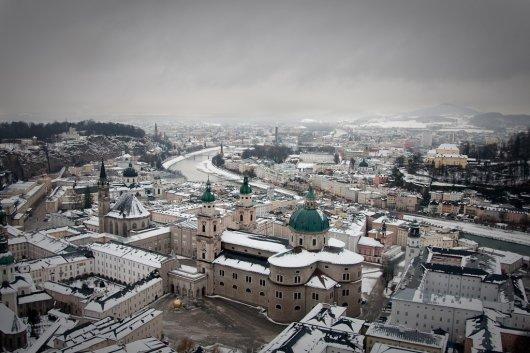 Salzburgo en Invierno 1