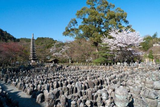 Templo Adashino Nenbutsu ji 1