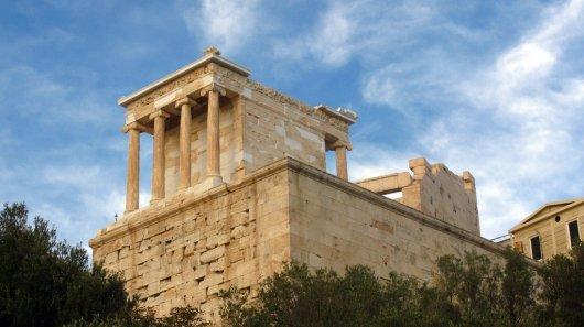 Templo de Atenea de Nike 1