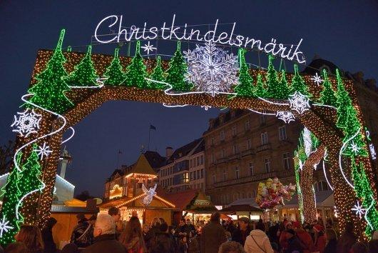 Mercado Navideño de Estrasburgo 1