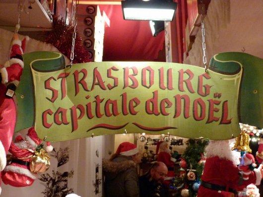 Mercado Navideño de Estrasburgo 2