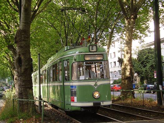 Tranvía Düsseldorf