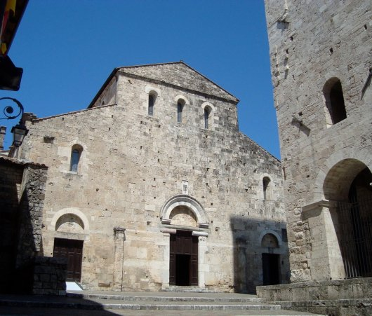 Catedral de Anagni 1