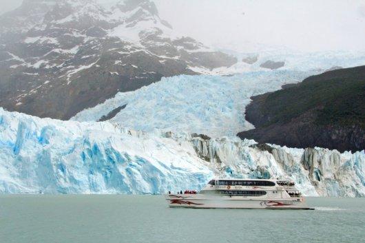 Glaciar Upsala 1