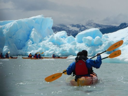 Glaciar Upsala 4