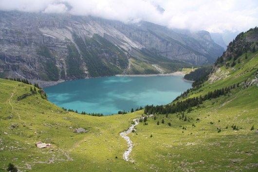 Lago Oeschinen 2