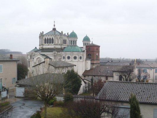 Santuario de St Jean-Marie Vianney 1