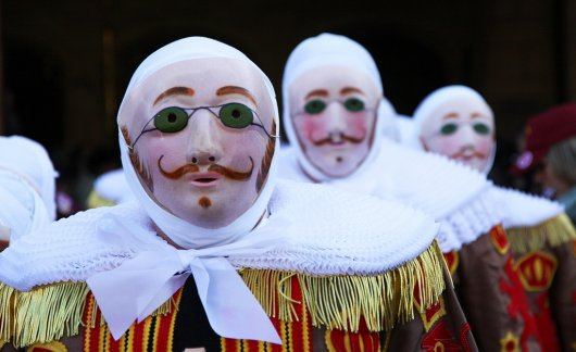 Carnaval de Binche 1