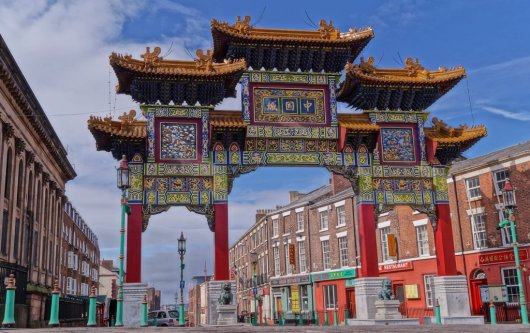 Chinatown Liverpool 1