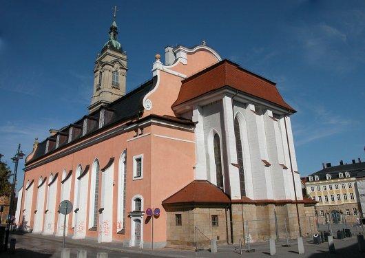 Iglesia de San Jorge de Eisenach 1