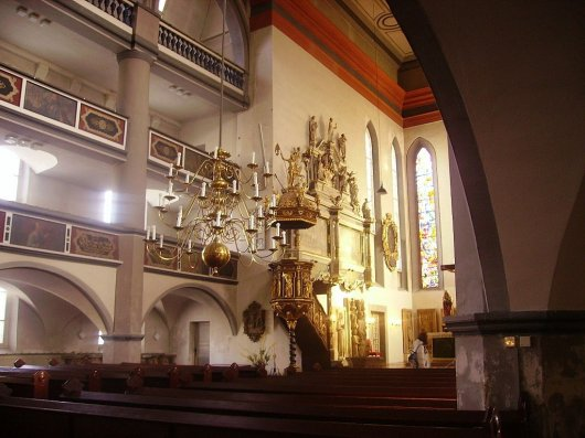 Iglesia de San Jorge de Eisenach 2