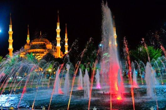Mezquita Azul 6