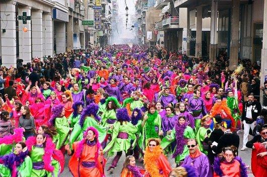 Carnaval de Patras 1