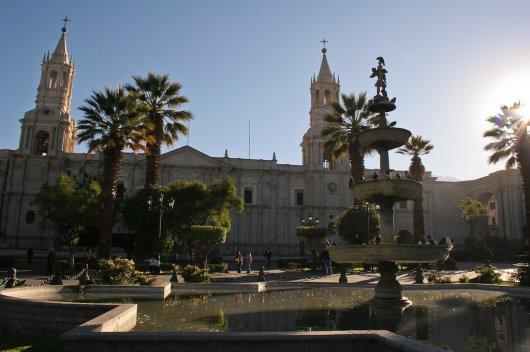 Catedral de Arequipa 1