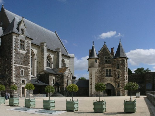 Chateau d'Angers 4