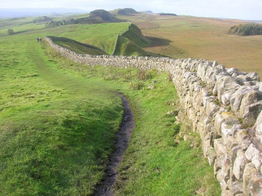 Muro de Adriano 1