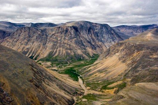 Parque de las Montañas Torngat 5