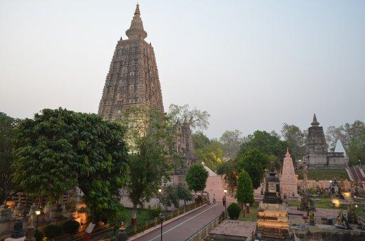 Templo Mahabodhi 1