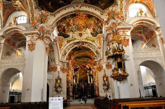 Abadia de Einsiedeln 3