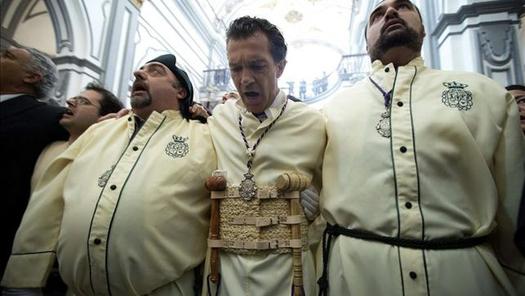 Semana Santa Antonio Banderas