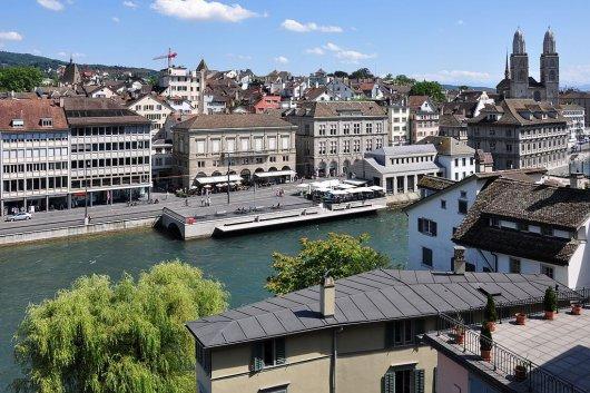 Rathaus Zurich 1