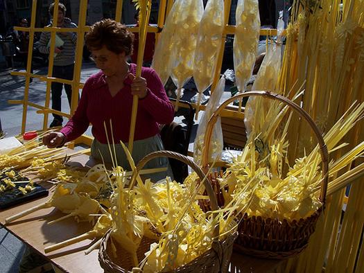 Mercado de la Palma Blanca