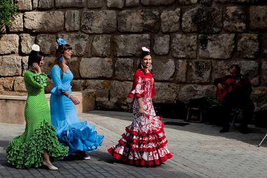 A la Feria de Sevilla