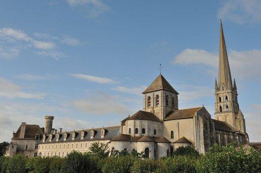 Abadia de Saint Savin 1