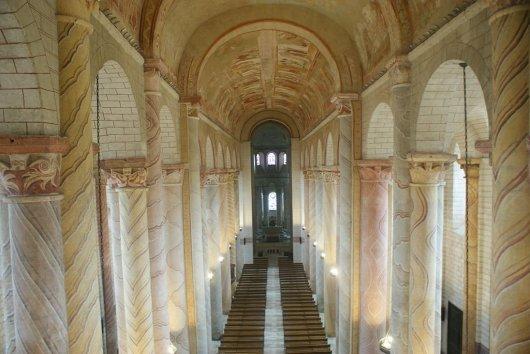 Abadia de Saint Savin 3