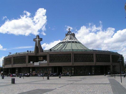 Basilica de Nuestra Señora de Guadalupe 1