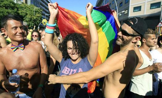 Orgullo Gay 2014
