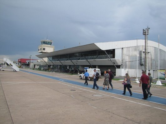 Aeropuerto Marechal Rondon 2