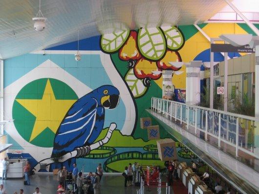 Aeropuerto Marechal Rondon 5