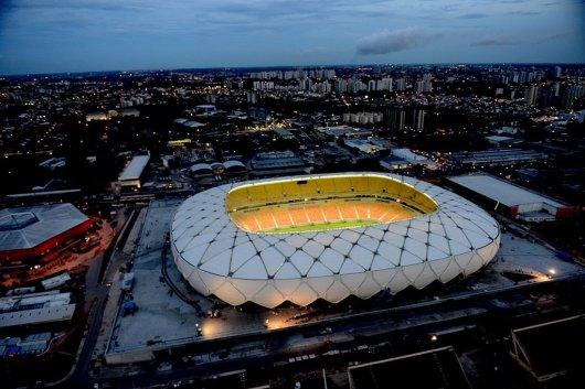 Arena da Amazonia 1