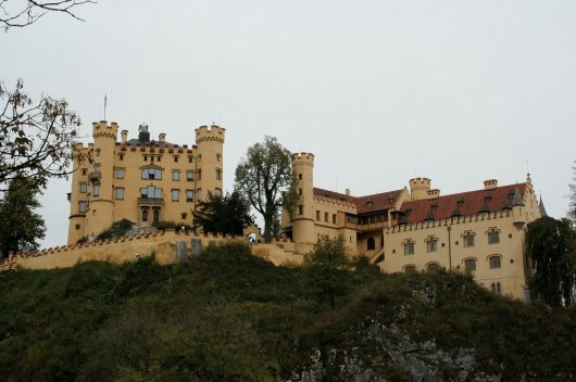 Castillo Hohenschwangau 1