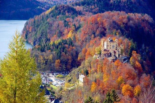Castillo Hohenschwangau 5