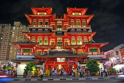 Chinatown Singapur 6