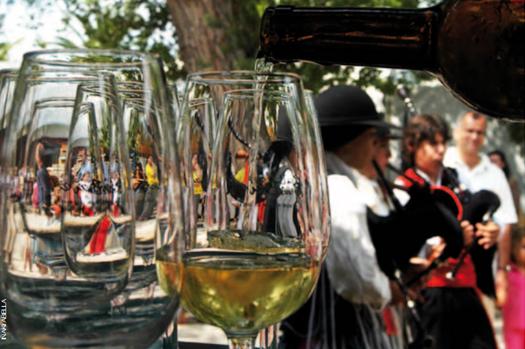 Festas albariño Cambados
