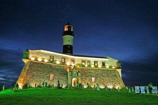 Forte de Santo Antonio da Barra 1