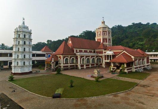 Templo Shantadurga 1