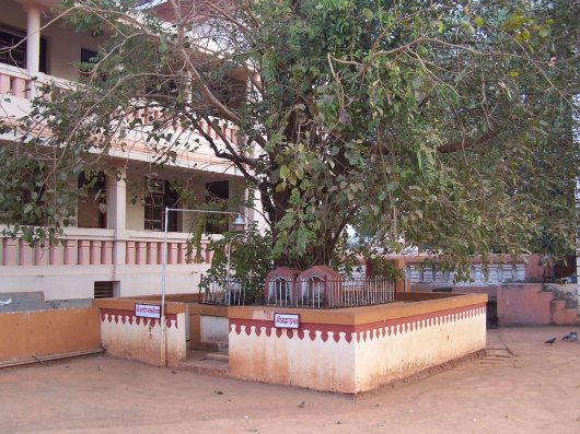 Templo Shantadurga 4