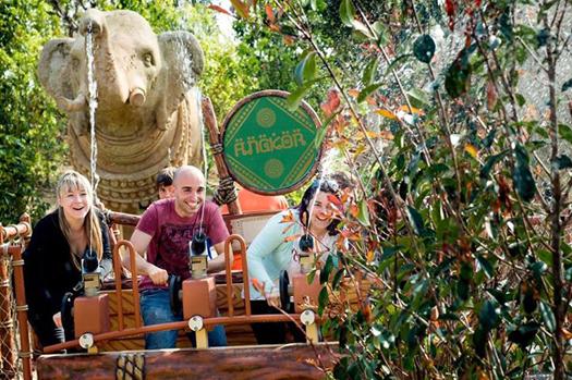Angkor Wat Port Aventura