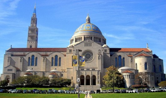 Basilica del Santuario Nacional de la Inmaculada Concepcion 1