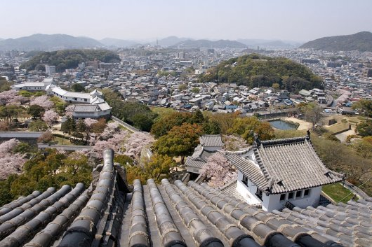 Castillo Himeji 5